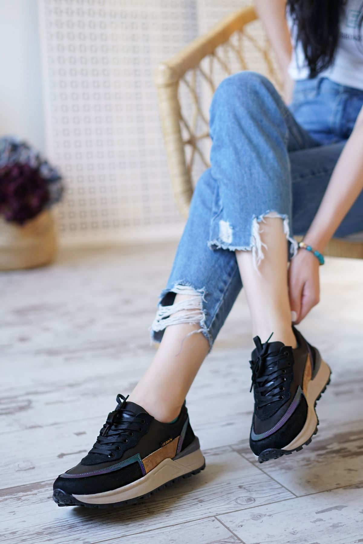 Jimmy Kadın Spor Ayakkabı